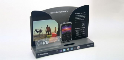 BlackBerry Mobile Display Stand